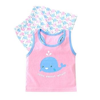 Детска лятна пижама за момичета и момчета