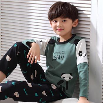 Детска пижама в различни модели с щампа