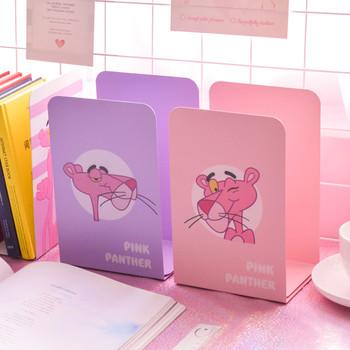 Държач за книги в няколко цвята с апликация