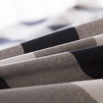Спален комплект на каре в различни цветове