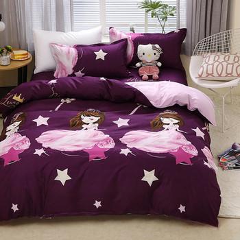 Спално бельо за детска стая в различни десени
