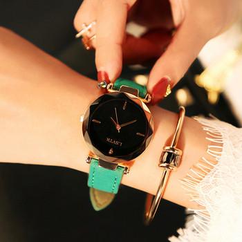 Ежедневен дамски часовник в различни цветове