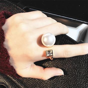 Актуален дамски пръстен в няколко цвята