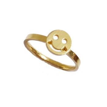 Дамски пръстен в два цвята