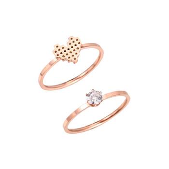 Комплект от два пръстена
