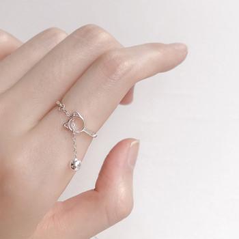Модерен дамски пръстен