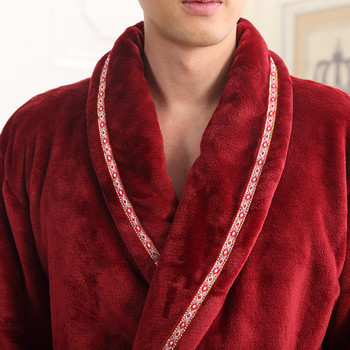 Мъжки и дамски халати в няколко цвята