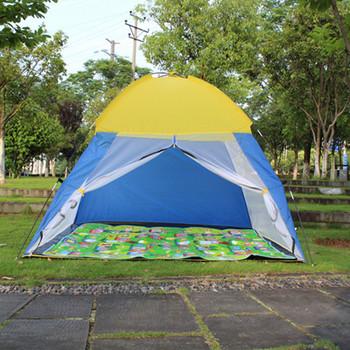 Палатка с мрежа подходяща за риболов