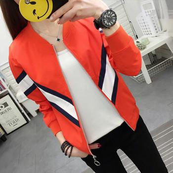 Γυναικεία σπορ-casual παλτό σε τρία χρώματα