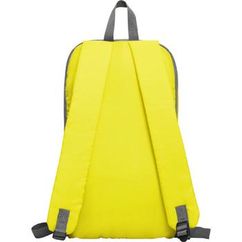 Спортна раница Sison, Жълта