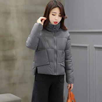 Γυναικείο μπουφάν για το χειμώνα σε τέσσερα χρώματα