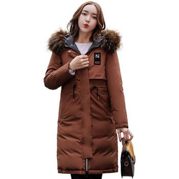 Стилно дамско яке с две лица в няколко цвята