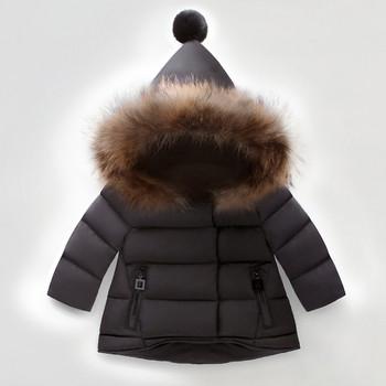 Детско зимно яке за момичета и момчета