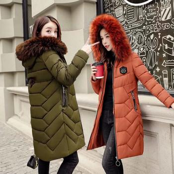 Γυναικείο μπουφάν σε τρία χρώματα κατάλληλο για τη καθημερινή ζωή