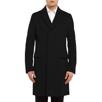 Елегантно мъжко палто в два цвята - Slim модел