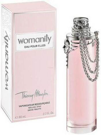 Thierry Mugler  Womanity за жени 80 мл