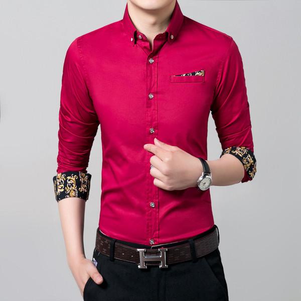 Μοντέρνο ανδρικό πουκάμισο με διακοσμητική μπροστινή τσέπη - Badu.gr Ο κόσμος  στα χέρια σου 51c76c075e5
