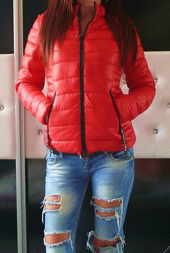 Дамско шушляково яке-пролетно-есенно