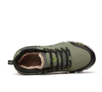 Мъжки туристически обувки с подплата