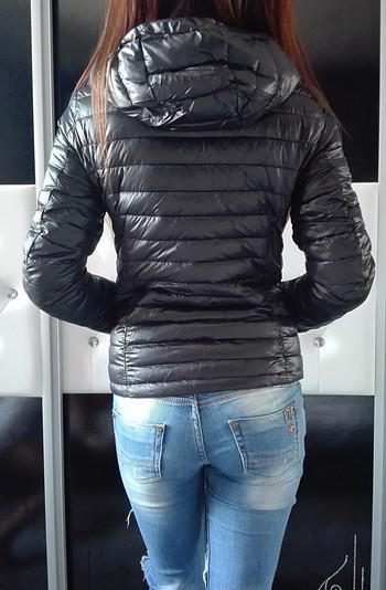 Дамско шушляково якенце-двулицево