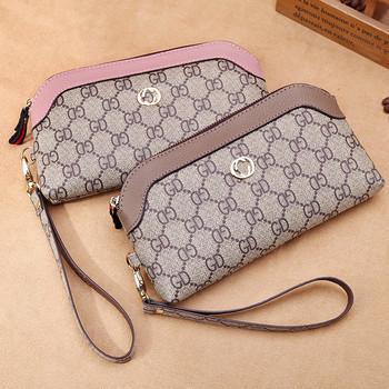 Κομψό γυναικείο πορτοφόλι σε τρία χρώματα