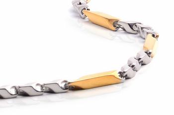 Ланец Berstuk Silver-Gold