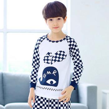 Детска пижама за момчета в няколко модела