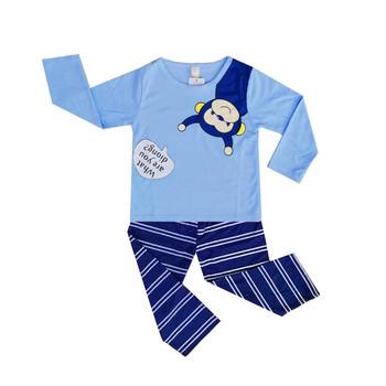 Детска пижама за момчета в четири модела