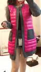 ΝΕΟ μοντέλο μακρύ γυναικείο μπουφάν με τσέπες