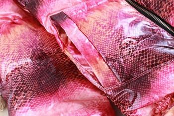 ΝΕΟ μοντέρνο γυναικείο μπουφάν με ρέουσες αποχρώσεις