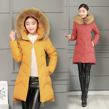 Μοντέρνο γυναικείο μπουφάν με μακριά μανίκια σε διάφορα χρώματα ... 0eaf9d1182b