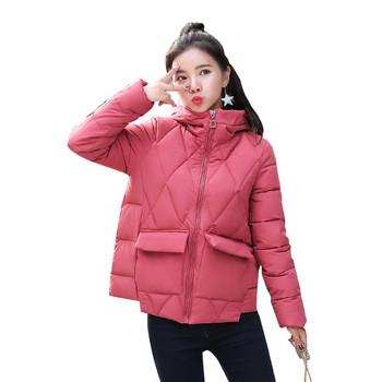 Γυναικείο μπουφάν με τσέπες σε τέσσερα χρώματα