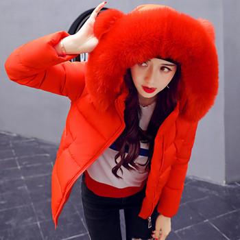 Модерно дамско яке с 3D елемент в няколко цвята