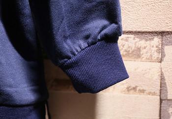 Детска блуза с дълъг ръкав и апликация за момичета и момчета