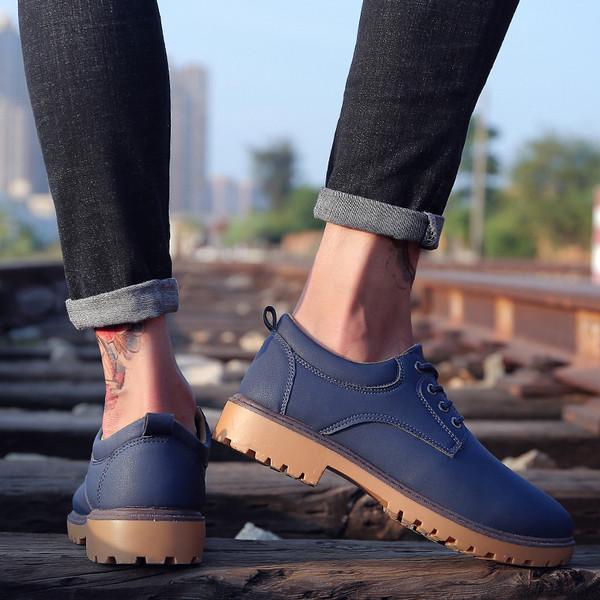 Χειμερινά ανδρικά παπούτσια σε διάφορα χρώματα - Badu.gr Ο κόσμος στα χέρια  σου 6824ed738b6