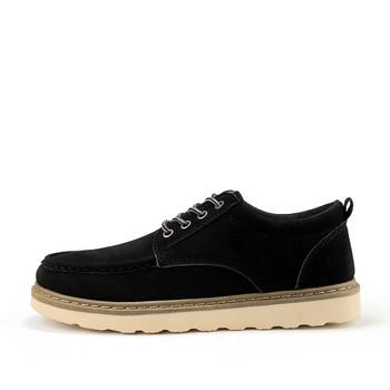 Ανδρικά παπούτσια φθινόπωρο-χειμώνα σε τρία χρώματα - Badu.gr Ο ... 0a31a761202