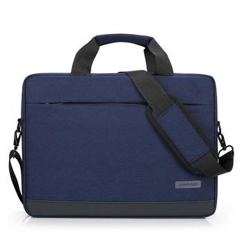 Изчистена чанта за лаптоп в три цвята
