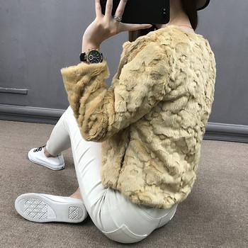 Γυναικείο μπουφάν κοντό μοντέλο σε διάφορα χρώματα