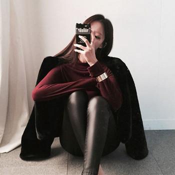 Γυναικείο μπουφάν  κοντό σε τρία χρώματα