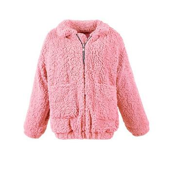 ΝΕΟ ζεστό γυναικείο μπουφάν σε διάφορα χρώματα