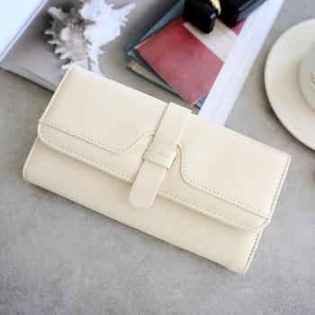 Γυναικείο κομψό πορτοφόλι σε τέσσερα χρώματα