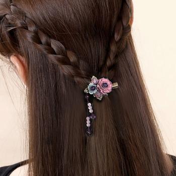 Нежен дамски аксесоар за коса