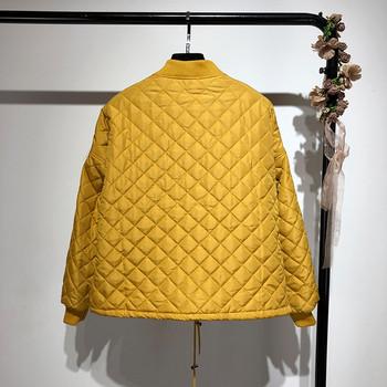 Дамско яке за есента и зимата в разллични цветове