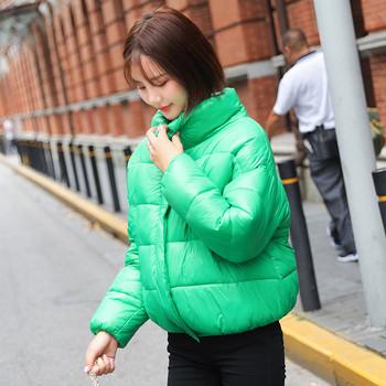 Γυναικέιο χειμωνιάτικο μπουφάν σε διάφορα χρώματα