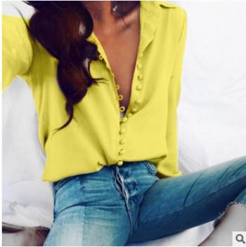 Стилна дамска риза в пет цвята