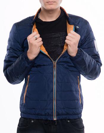 НОВО модерно мъжко яке без качулка в пет цвята