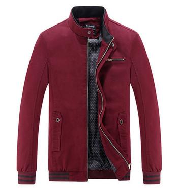 НОВО мъжко яке за есента и зимата в пет различни цвята