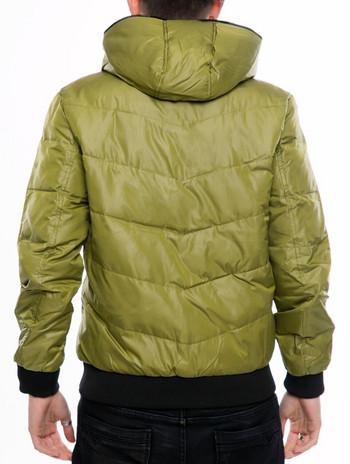 Уникално мъжко яке за есента и зимата в три цвята
