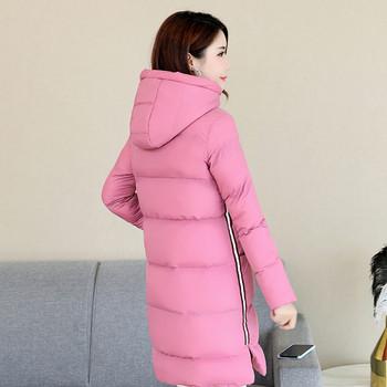 Κομψό  γυναικείο μπουφάν με κεντήματα σε τέσσερα χρώματα