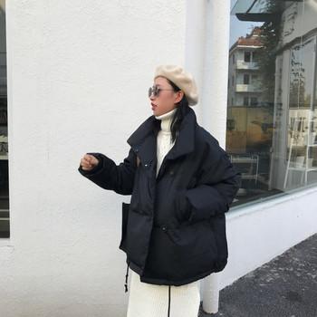 Πραγματικό χειμωνιάτικο σακάκι σε τρία χρώματα